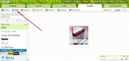 Picnik Screenshot 6