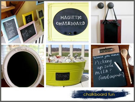ChalkboardCollage