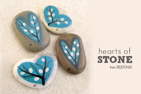 ZeuStones-Polka-Dot-Heart-Stones