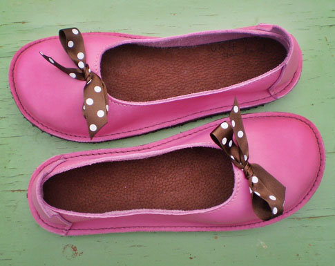 Fairy-Steps-Handmade-Shoes-Pink