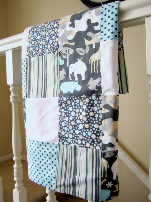 LilTulip-Polka-Dot-Baby-Blanket-Zoology