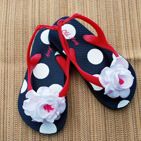 Red-White-Blue-Polka-Dot-Flip-Flops-Four-Little-Apples