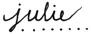 JulieSignature
