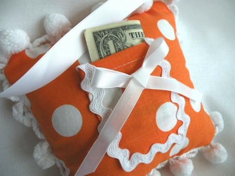 Orange-Polka-Dot-Tooth-Fairy-Pillow-Sweet-Rina-Lou-Etsy