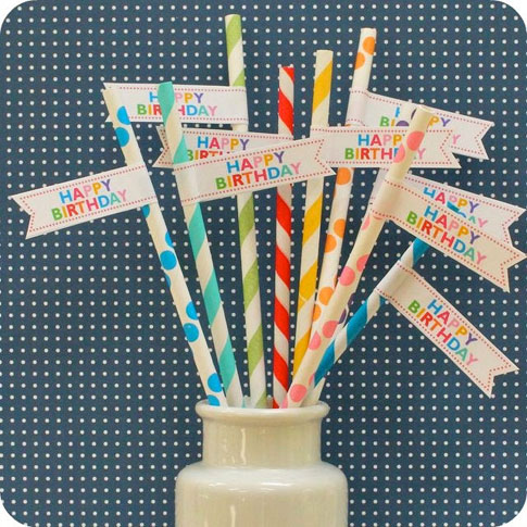 Polka-dot-stripe-straws-HeyYoYo-Etsy