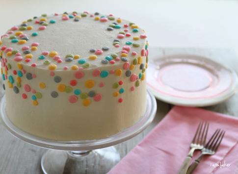 Polka-dot-cake-I-am-baker