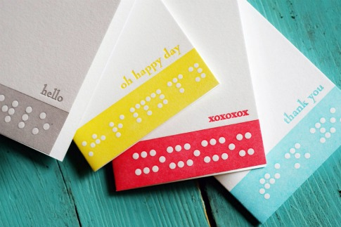 Braille-Letterpress-Notecards-4thYear-Etsy