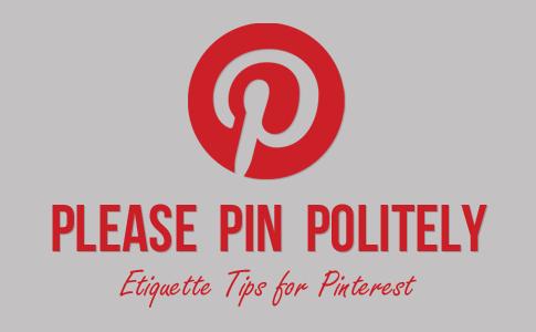 Pinterest-Etiquette