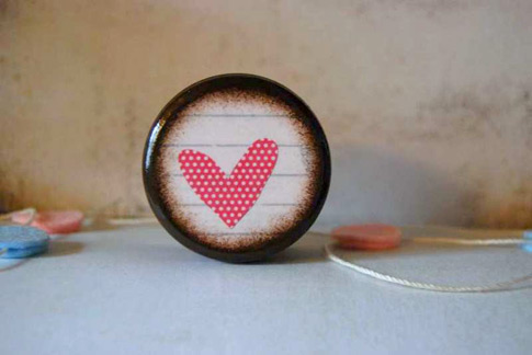 Polka-dot-heart-wooden-box-MMIM-Etsy